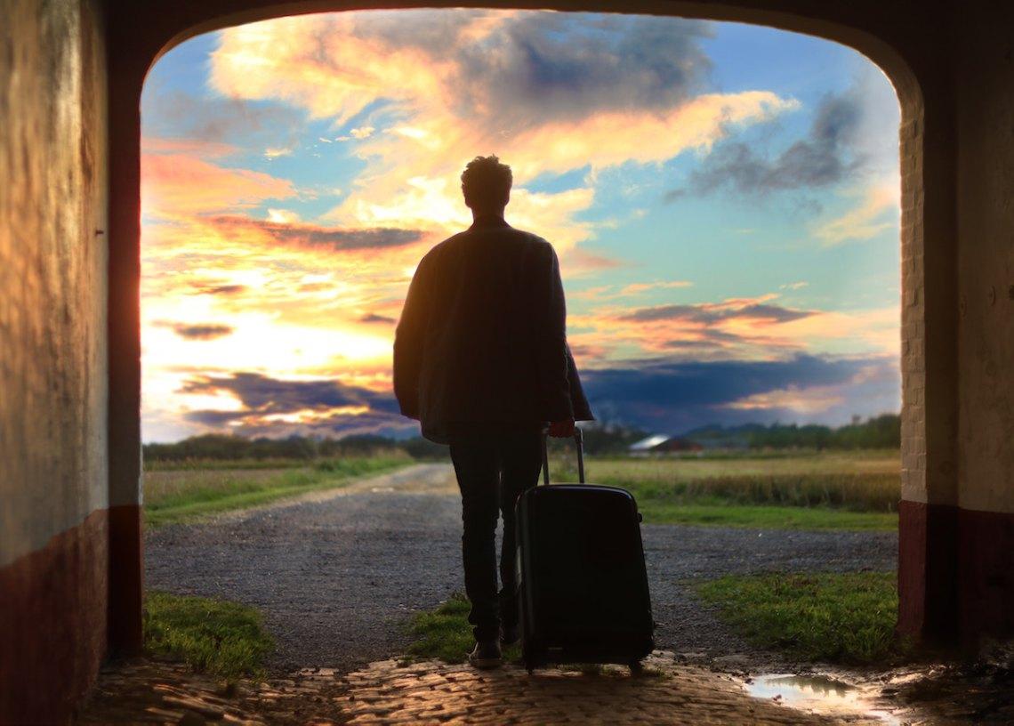 أسباب السفر : لهذا السبب عليك أن تسافر