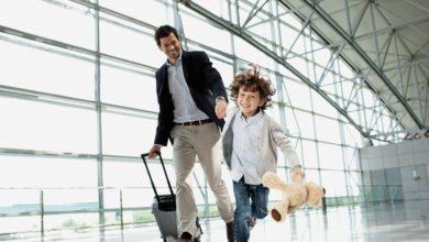 Photo of السفر على متن الطائرة مع الأطفال