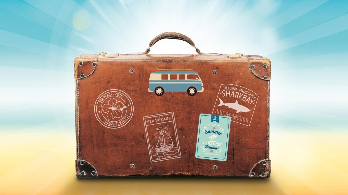 luggage - الحقائب والعفش معلومات مهمة عند السفر بالطائرة