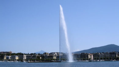 geneva 390x220 - أهم المعالم السياحية في جنيف